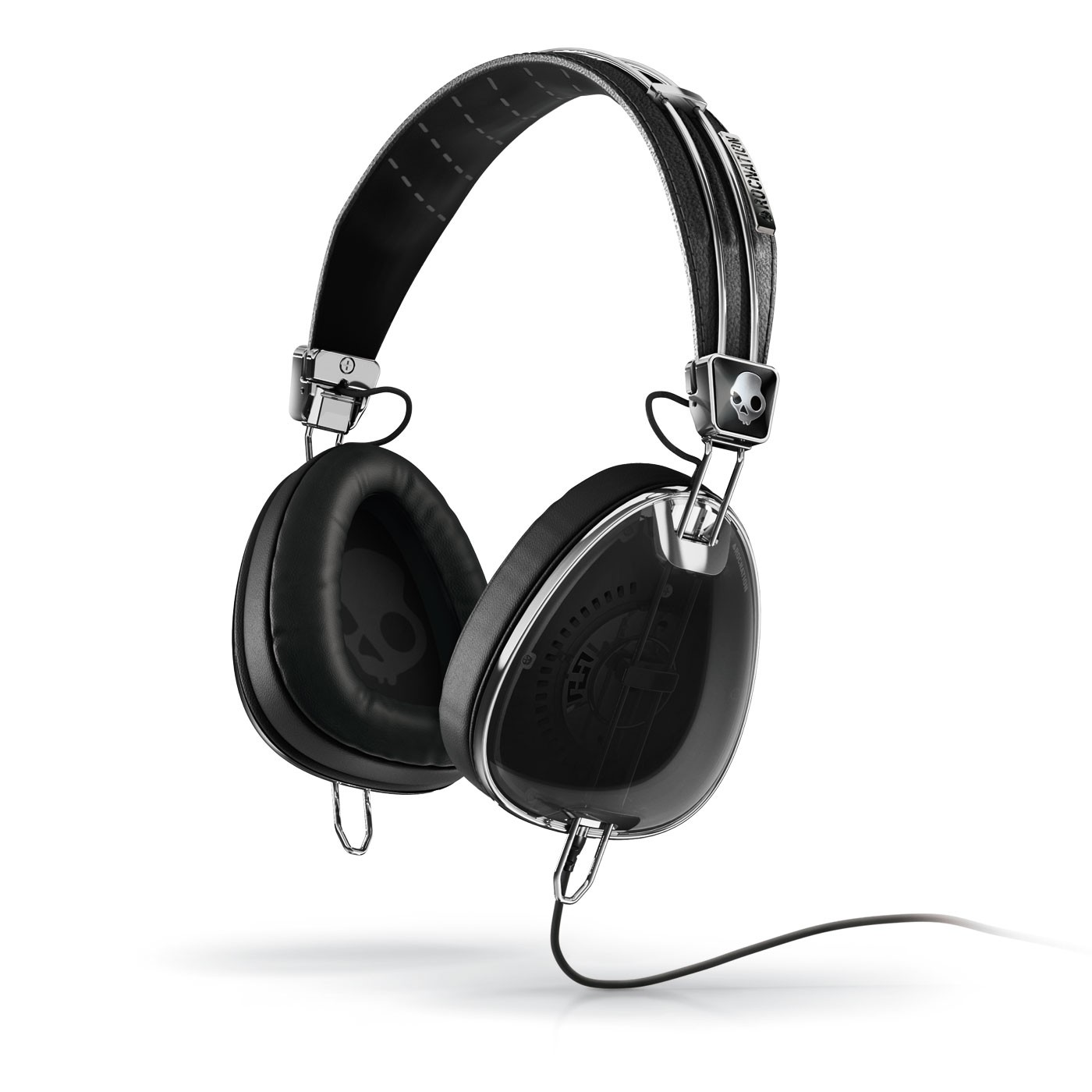 Skullcandy Aviator Black Headphones